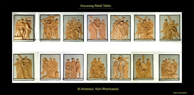 Bilder Galerie :: Rheinkassel :: Kreuzweg: www.bv-relaka.krieger-online.com/sub/gallery/album04/Kreuzweg